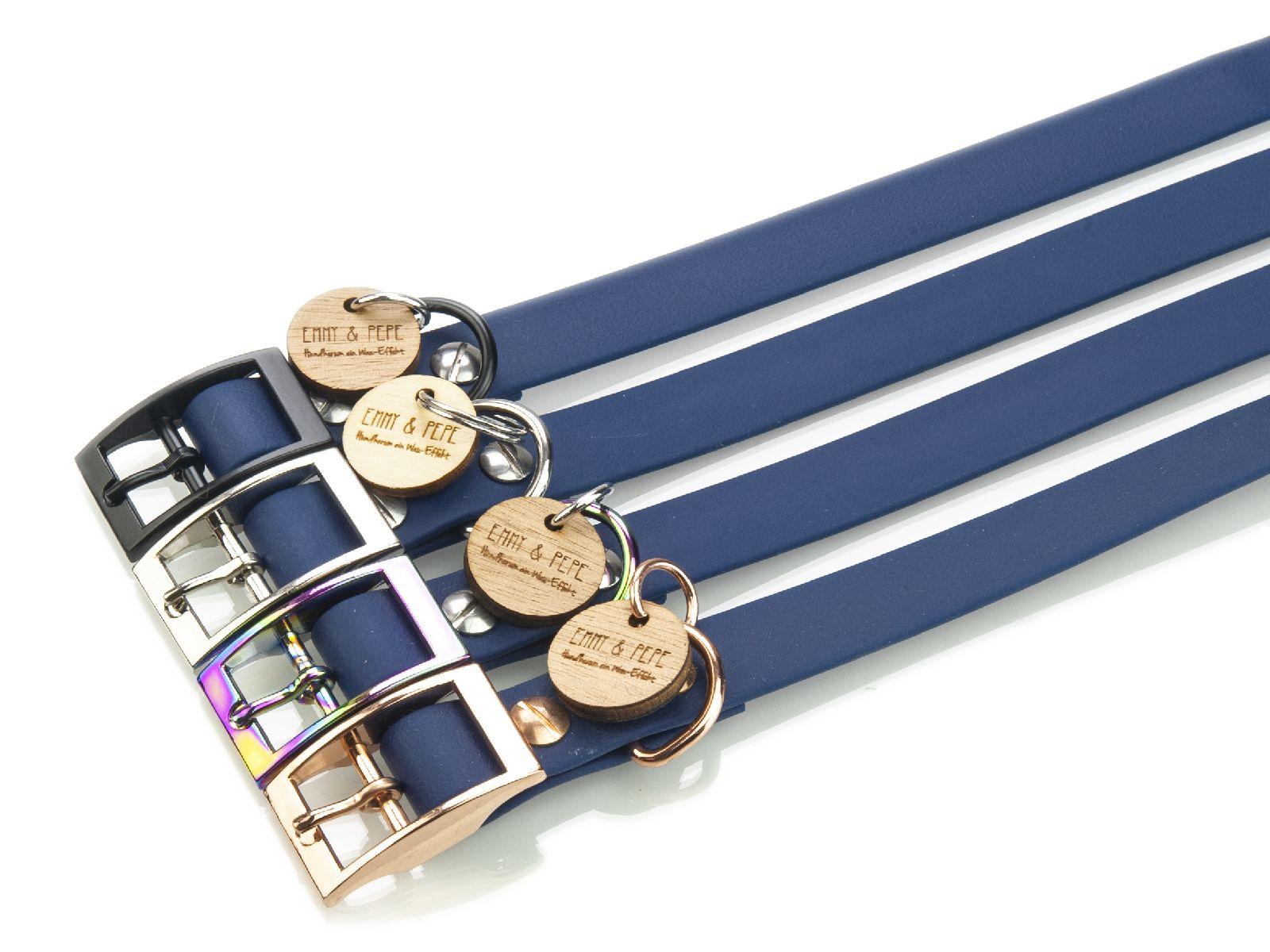 Biothane Halsband Hefty