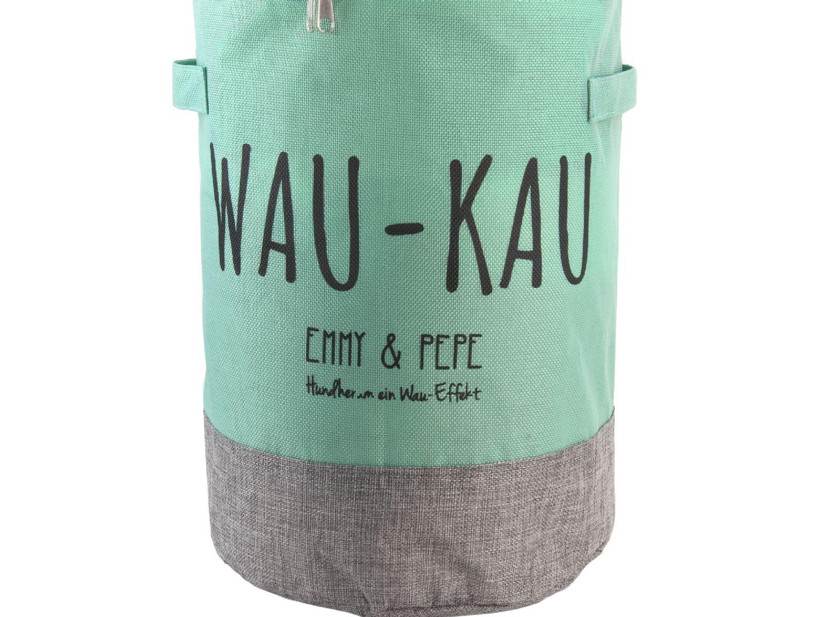 Wau-Kau Futtersack Mint