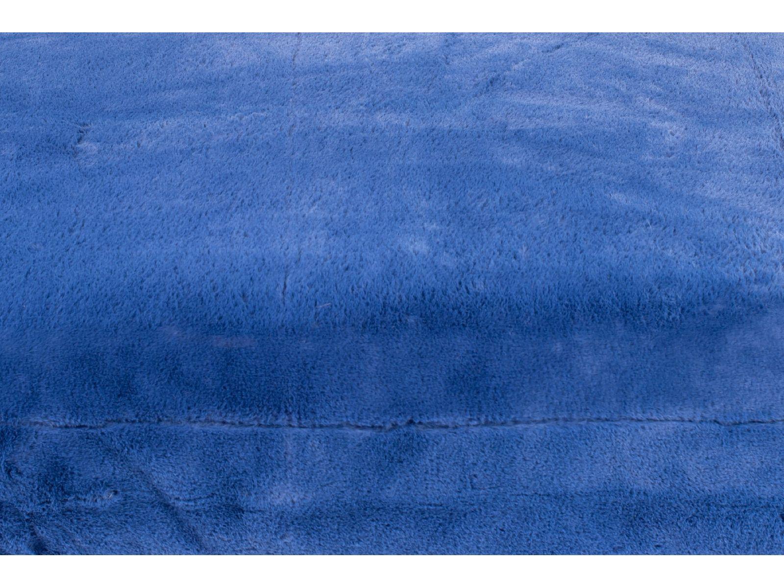 Sofadecke Blue