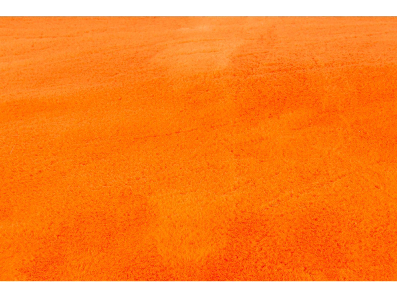 Sofadecke Orange