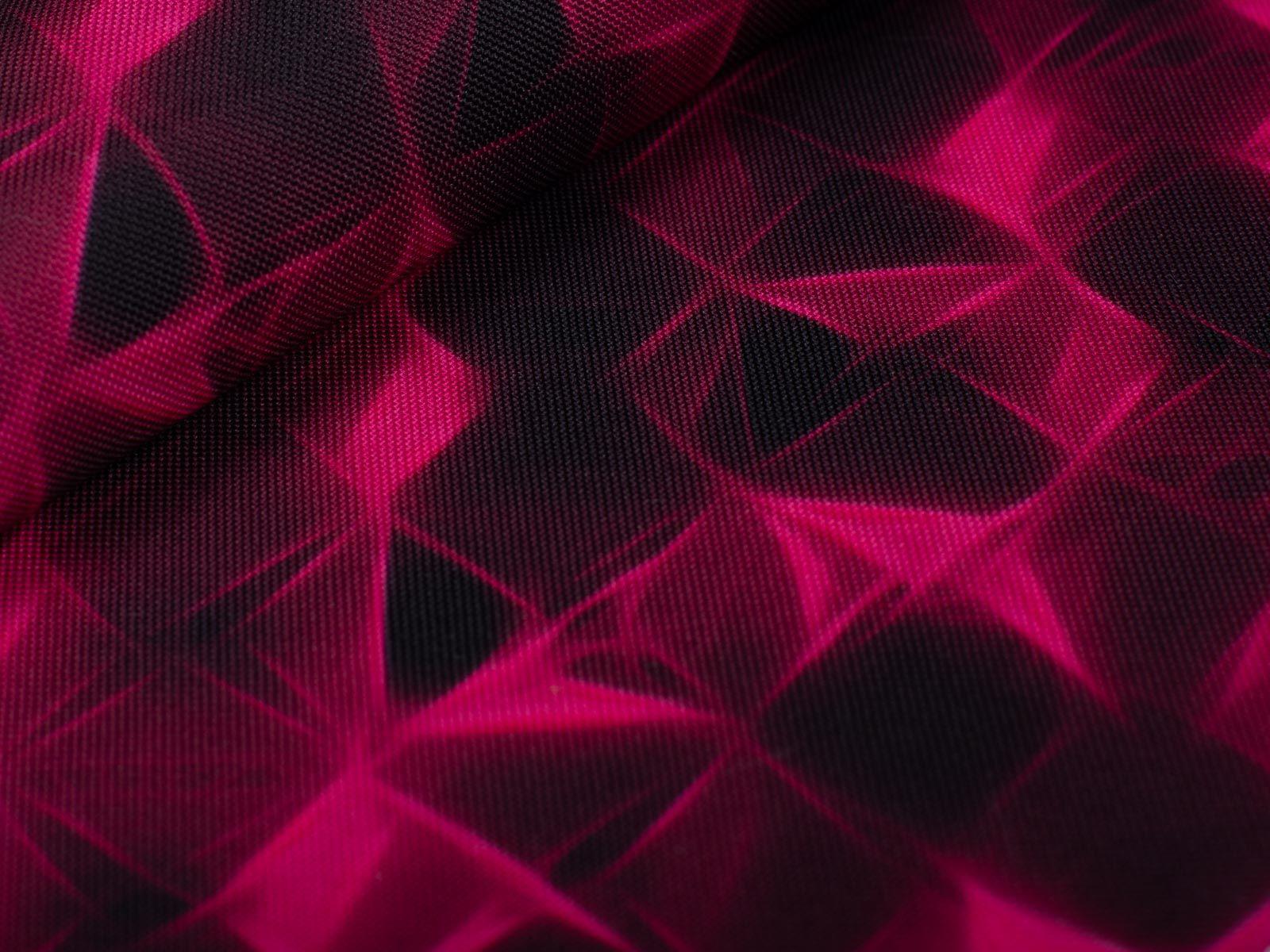 Wau-Donut Outdoor Diamonds Pink