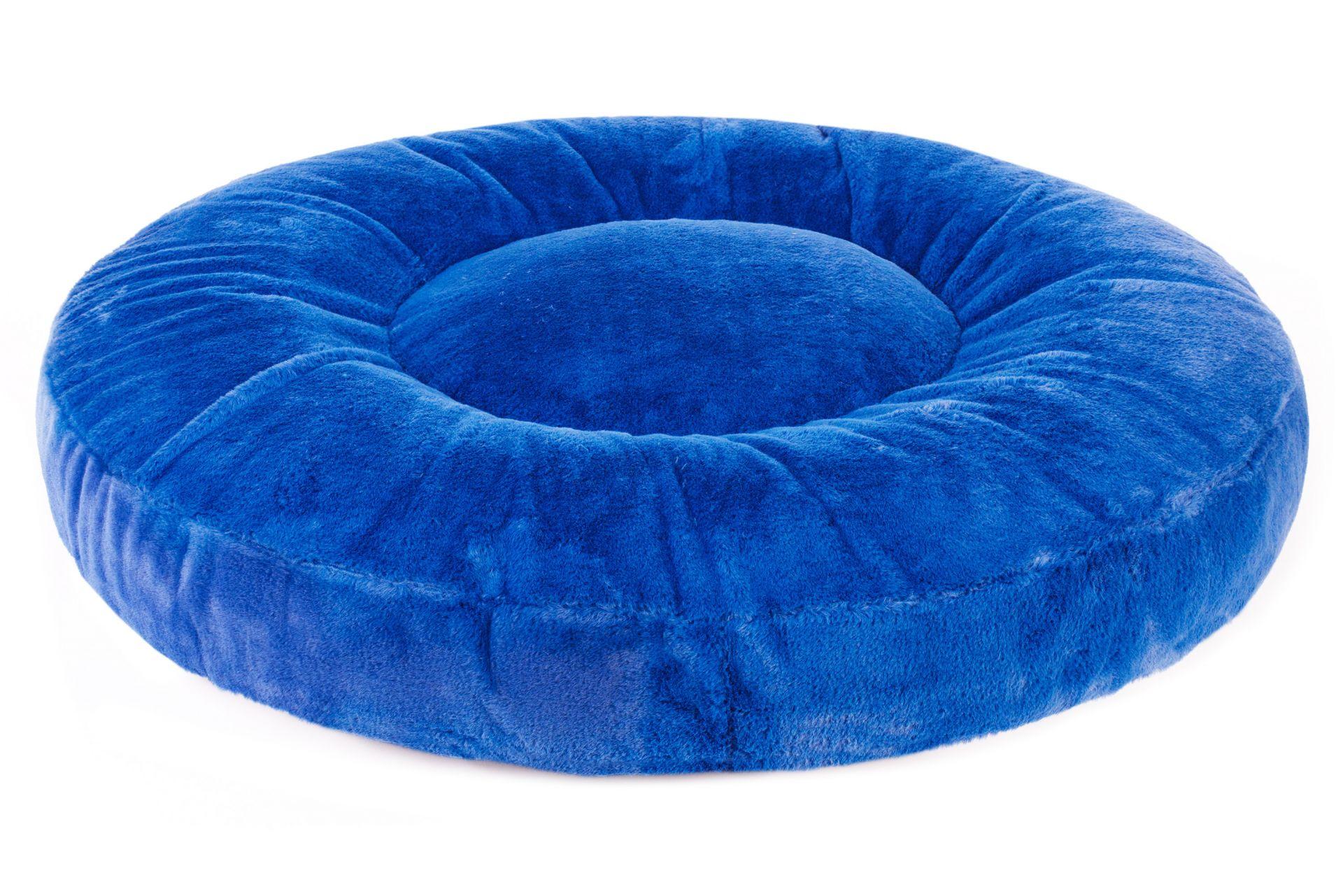 Wau-Donut Blue