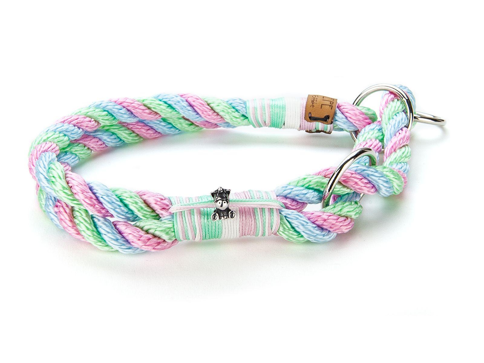 Zugstopphalsband Candy