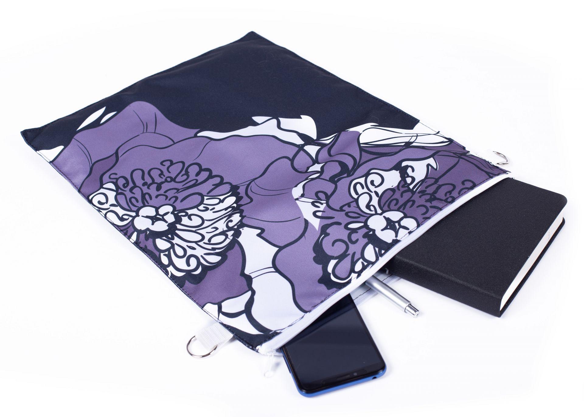 Wau-Backpack Butterfly
